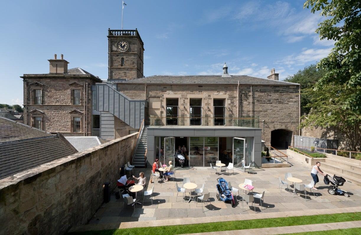 Linlithgow Bugh Halls Highlights